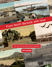 Front cover of From North Berwick with love book by Ian Goodall